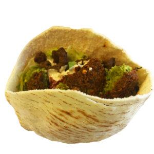 shewerma haifa sandwich
